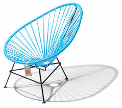 Acapulco Chair Replica Acapulco Kids Chair Baby Sky Blue The Original Acapulco Chair