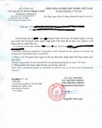 a guide for getting your tourist or 5 year exemption vietnam visa