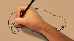 how to draw a police car easy for kids easy and simple drawing