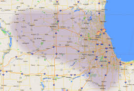 Chicago Illinois Map by Autism Home Therapy Chicago Area Ahss