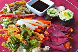Raw Food Dinner Ideas Asian Raw Food Potluck And A Raw Pad Thai Recipe Gluten Free Cat