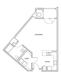 pentagon floor plan luxury pentagon city apartments in arlington va maa