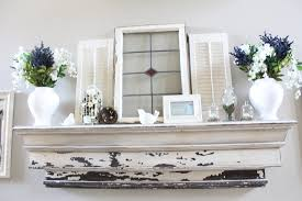 gorgeous mantels decorate mantel home stories a to z