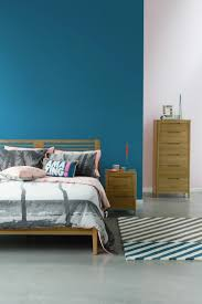 chambre peinte en bleu peinture chambre bleu turquoise gallery of peinture chambre bleu
