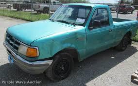 Ford Ranger Truck New - 1994 ford ranger xlt pickup truck item k4937 sold april