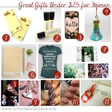 great gifts for women holiday gift guide great gifts under 25 my so called chaos