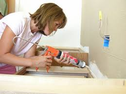 8 working tips to replace bathroom caulking furniture home