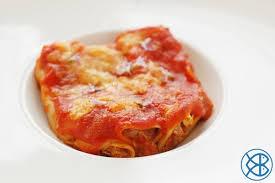 cuisine italienne cannelloni recette italienne cannelloni al ragù cannelloni au ragoût
