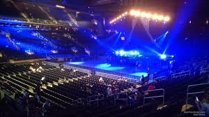 madison square garden section 105 concert seating rateyourseats com