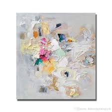 2017 new style abstract beautiful painting for home decor wall