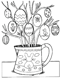 articles with funny easter coloring pages tag cute easter
