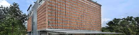 Perforated Screens Made From Reused Terracotta Roof Tiles Wrap