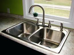 Kitchen Sink Blockage Unclogging Kitchen Sink