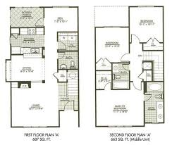 modern 2 story house plans cool design 2 small footprint story house plans modern two modern hd