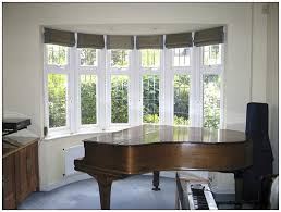 kitchen bay window treatment ideas collection in kitchen curtains for bay windows decorating with great