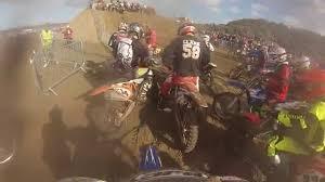 motocross racing 2014 weston beach race 2014 start yamaha yz125 motocross enduro gopro
