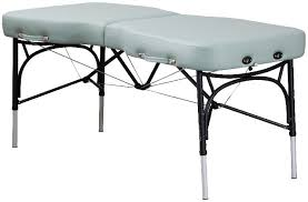 oakworks portable massage table portable massage table from oakworks ow adc