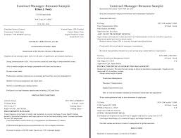 Contract Specialist Resume Sample by 100 Entry Level Contract Specialist Resume Contract