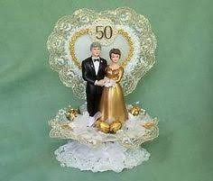 50th wedding anniversary cake toppers cake topper non personalized classic resin anniversary