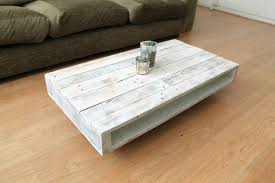 white wood coffee table on wheels wood coffee table with a whitewash finish by gas air