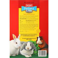 peters rabbit u0026 guinea pig lucerne pellets 2kg woolworths