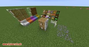 Minecraft Blinds How U0027bout That Furniture Mod 1 12 1 1 11 2 9minecraft Net