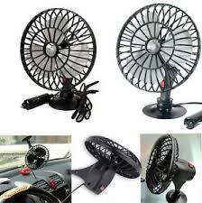 plug in car fan 12v car fan streetwize plastic oscillating fan 5 car plug portable