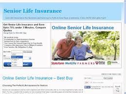 senior life insurance quotes 14 quote
