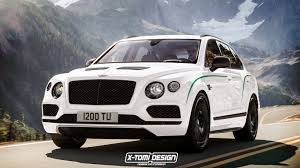 suv bentley white curious bentley bentayga gt3 r rendered gtspirit
