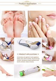 new nail art tool custom printed emery board electric nail