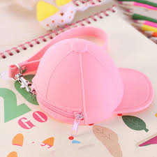 Desk Clips Student Creative Gift Small Silicone Hat Shape Office