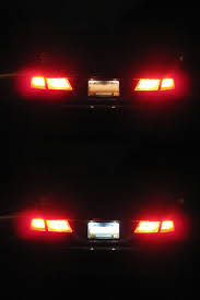 lexus ct200h license plate bulb philips 194 7443 921 led bulbs reviewed before after pics