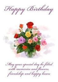 purple rose birthday cards my free printable cards com