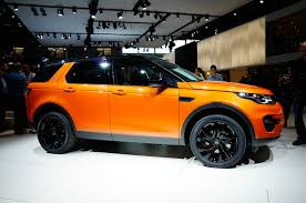 land rover orange 2015 land rover discovery sport revealed priced at 38 290