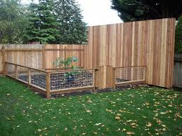 Small Garden Fence Ideas Garden Fence Laurensthoughts Inside Small Garden Fencing Ideas