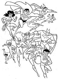 dessin super heros fille