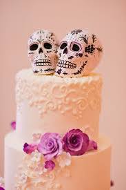 sugar skull cake topper best 25 skull wedding cakes ideas on wedding