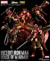 re edit iron man 12 house of m armor completed images list