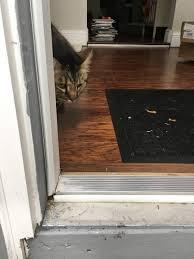 Exterior Cat Door Installation Was My Exterior Door Installed Backwards Home