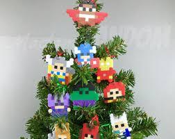 mini ornaments etsy