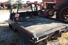 Bale Beds For Sale Deweze 380 Flatbed Flatbed Dump For Sale At Equipmentlocator Com