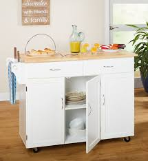 wood top kitchen island alcott hill sayers kitchen island with wood top reviews wayfair