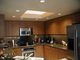 creative recessed lighting for kitchen ceiling home design image