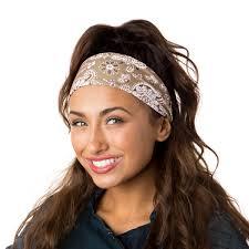 hipsy headbands hipsy unisex adjustable spandex xflex printed bandana headband