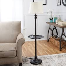 Table Lamps With Outlets In Base Floor Lamps With Multiple Bulbs