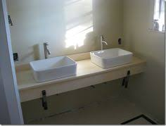 Floating Bathroom Vanity by Diy Floating Vanity The Bath Pinterest Floating Vanity