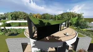Haus D D Haus Company Unveils Stunning Home Design With Rotating Top