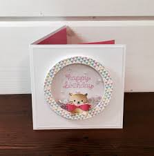 Avery Invitation Cards Avery Elle Hang In There Shaker Card Greeting Cards Made By