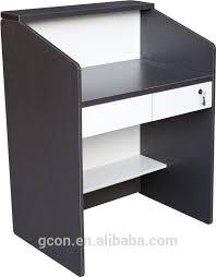Used Salon Reception Desk Desk Amazing New Used Reception Desks Modular Office Workstations