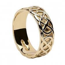 celtic knot wedding bands 10 karat wedding ring celtic knot ring sheelin wedding ring